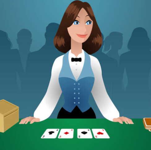 tip a poker dealer