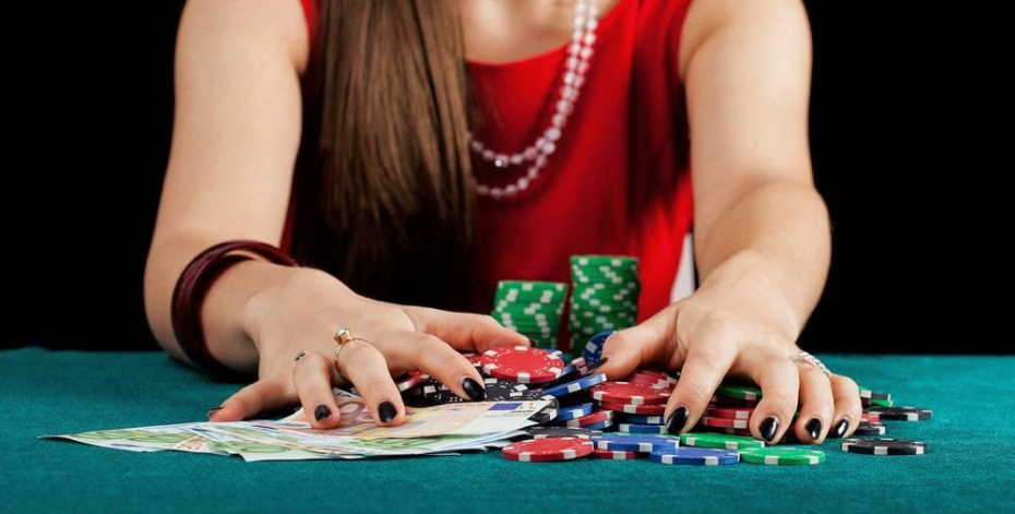 wife addicted to gambling
